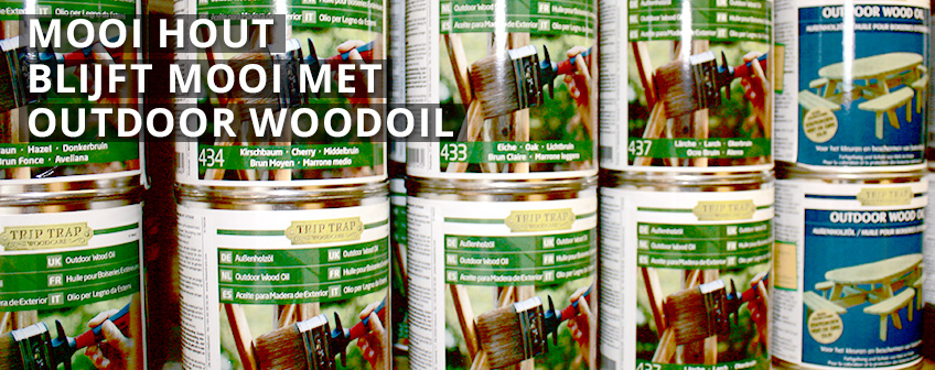 Outdoor wood oil bij Schäffer-Theunissen